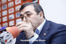 Ruben Hayrapetyan gives adult emissary charge over doctor's violence death