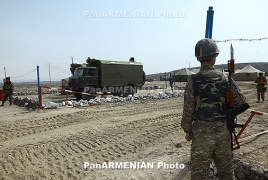 Defense Ministry: CSTO troops drills will be rare for ArmeniaDefense Ministry orator pronounced exercises are in basic stage, with a campground built for a participants.