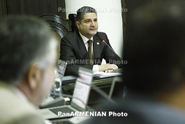 Working organisation to pull adult check on buildings' construction in Yerevan center