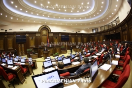 Armenian council votes opposite proportional system