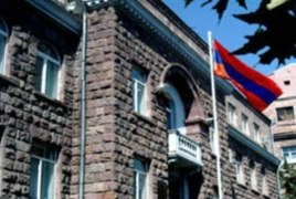 Armenian parties get territorial choosing elect seats