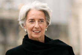 IMF chief: now it's payback time for Greece