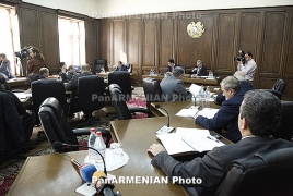 Armenian council completes discussions on 2013 breeze budget