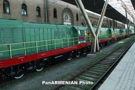 Yerevan-Tbilisi-Yerevan sight services 5,1 thous. passengers in Q1