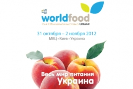 Armenian products benefit World Food Ukraine vaunt visitors' interest