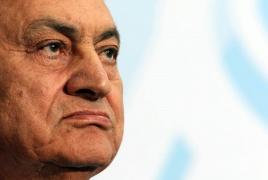 Prosecutor final genocide for Mubarak