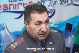 Court starts Armenian highway military ex-chief box hearings