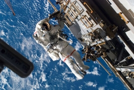 NASA astronauts on 2nd spacewalk to troubleshoot ISS energy unit