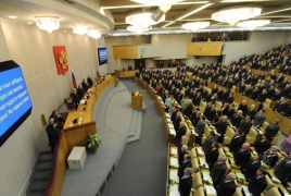Parliament to discuss unfamiliar comment bans for Russia state officials