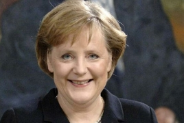 Merkel calls on antithesis to behind EU mercantile pact