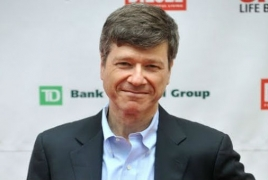 Top economist Jeffrey Sachs seeks World Bank presidency