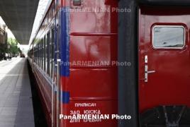 Yerevan-Batumi-Yerevan sight transports 30 575 passengers Jun 15-Aug. 16