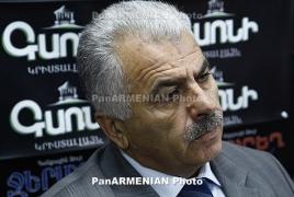 ANC repute opposes team-work with Prosperous Armenia