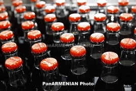 Armenians hold Coca-Cola innutritious and inorganic