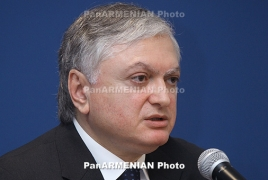 Armenian FM to start debate over Indonesia, New Zealand, Australia, Philippines