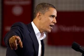 Obama calls to urge Wall Street reform