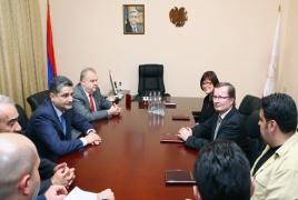 Armenian Pedagogical University, Oulu University to cooperate